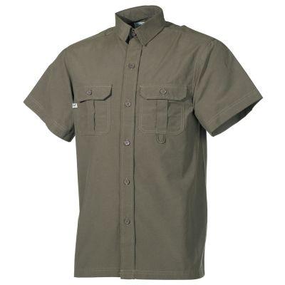 Srajca kratek rokav FOX Outdoor - Outdoor Shirt, short sleeves, OD green   XXL