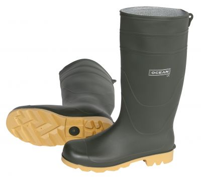PVC gumi škornji OCEAN Dunlop boot   1-86
