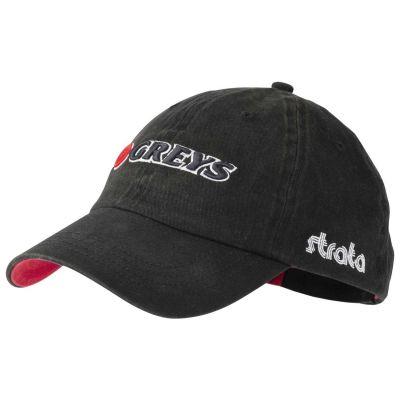 Muharska kapa GREYS Fin 3D Logo Cap Black   1374091