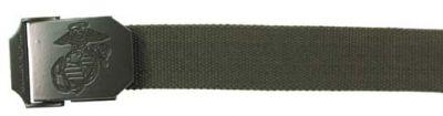 Pas za hlače MFH USMC Gürtel | olivno zelen