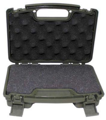 Kovček za pištolo MFH Pistol Case small - zelen | 27169B