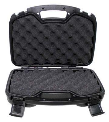 Kovček za pištolo MFH Pistol Case big - črn | 27170A