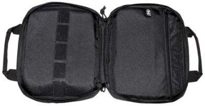 Torbica za pištolo MFH Pistol Bag - črna | 30771A