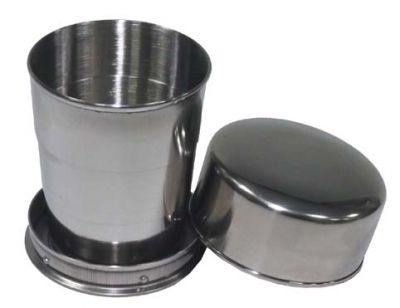 Zložljiv kozarec MFH Trinkbecher Teleskop 150 ml | 33277