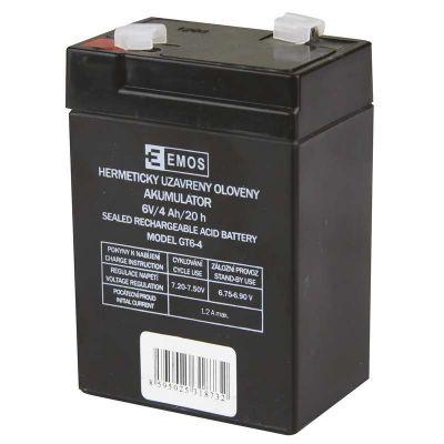 Dodatni akumulator 6V/4A | B9641