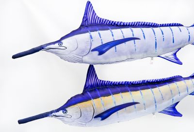 Riba - igrača GABY The Blue Marlin 118 cm | GP-175587