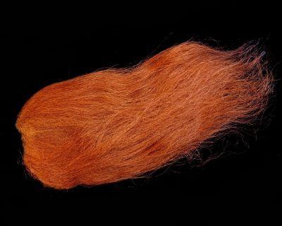 Material za vezavo potezank islandska ovca SYBAI tackle Icelandic Sheep Hair | Rust