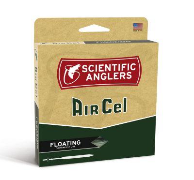 Žnora   muharska vrvica Scientific Anglers AIR CEL SERIES - rumena   WF-9-F