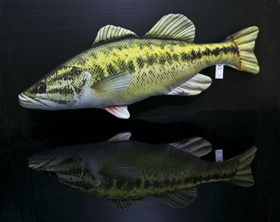 Riba - igrača GABY The Largemouth Bass 67 cm | GP-175105
