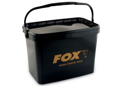 Plastično vedro s pokrovom Fox Bucket (11.8 l)
