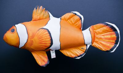 Riba - igrača GABY The Ocellaris Clownfish 56 cm | GP-175549
