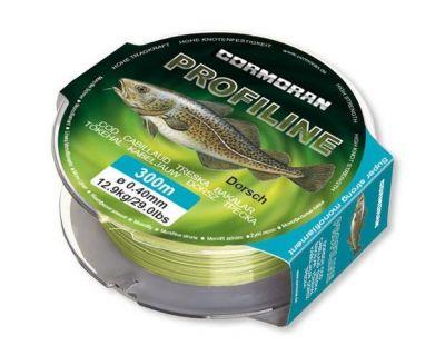 Laks za talni ribolov na morju CORMORAN PROFILINE COD | 0.45mm 250m