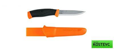 Lovski nož Mora Companion F (oranžen)