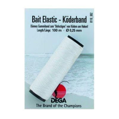 Elastika za povijanje vabe DEGA Bait Elastic (0,15 mm   200 m)