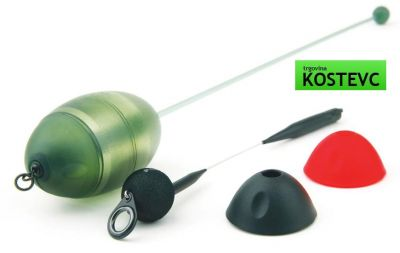 Sistem | plovec Fox Halo Zig Float Kit | zigrig