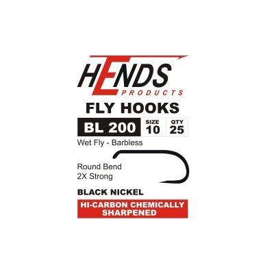 Trnek brezzalustnik Hends BL 200 25 kos | 12
