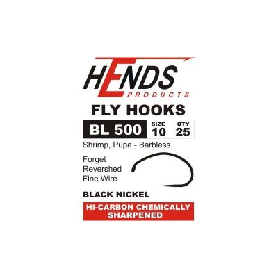 Trnek brezzalustnik Hends BL 500 25 kos | 12