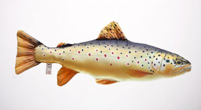 Riba - igrača GABY The Brown Trout 62 cm - potočna postrv | GP-175013