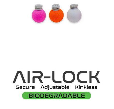 Indikatorji za muharjenje Air-Lock Biodegradable Strike Indicator - 3 kos | 13 mm