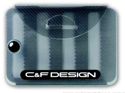 Škatla za muhe C&F DESIGN MICRO SLIT FOAM FLY PROTECTOR (CFA-25-S)