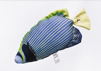 Riba - igrača GABY The Emperor Angelfish white 56 cm | GP-175693