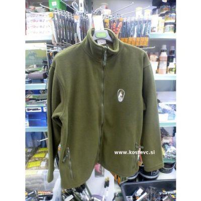 Lovska flis jakna SLD (olivno zelena) | XS