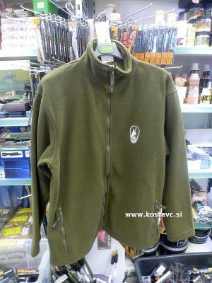 Lovska flis jakna SLD (olivno zelena)