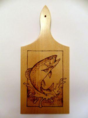 Darilo: ribičija