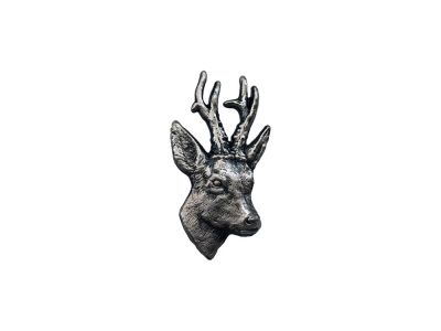 Kovinska lovska značka figura | srnjak