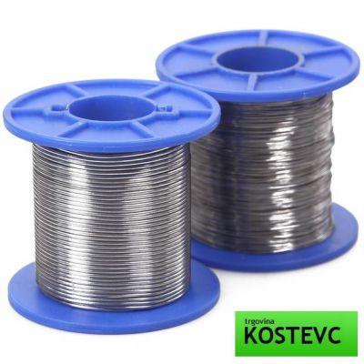 Svinčena žica za vezavo muh Lead Wire 250g 0.60 mm 75m
