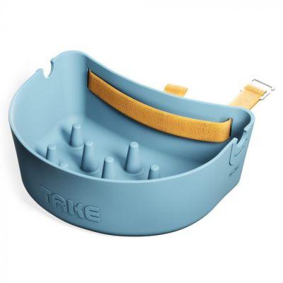 Košara za muharjenje TAKE Tropical Saltwater basket | Sky blue