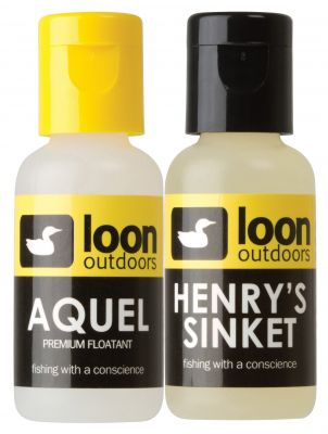 Komplet za muharjenje Loon Outdoors UP & DOWN KIT