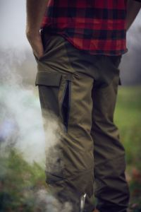 Lovske hlače Seeland PREVAIL FRONTIER TROUSERS Grizzly brown | 56