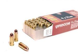Naboji   strelivo FIOCCHI 9x21