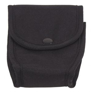 Etui za lisice MFH Handcuff Case, nylon, black, for belt 22603 | 22653