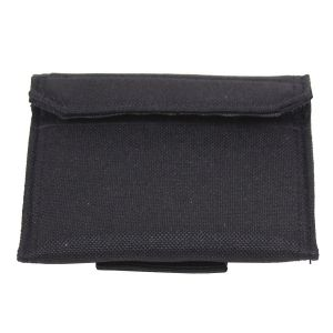 Torbica za ID izkaznico MFH ID Wallet, nylon, black, for belt 22603 | 22693