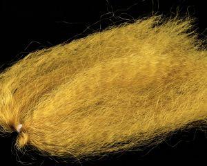 Material za vezavo potezank SYBAI tackle Slinky Hair, Golden Olive