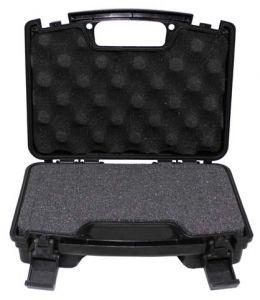 Kovček za pištolo MFH Pistol Case small - črn | 27169A