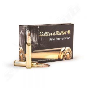 Strelivo   naboji Sellier & Bellot 7x64 SPCE 11.2g