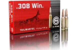 Naboji   strelivo geco .308 Win. TM 11,0 g (20)