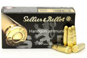 Strelivo Sellier & Bellot 7,62 x 25 TOKAREV FMJ; 5,5 g