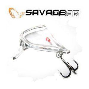 Plastična žlica SavaGear Lip Scull L (2 kos) za soft 4play 19 cm