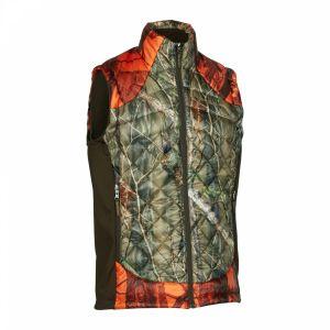 Lovski telovnik Deerhunter 4640 Cumberland Quilted Waistcoat - 77 DH Innovation GH Blaze | S (small)