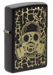 Zippo vžigalnik 49574 Gas Mask