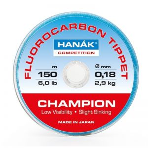Fluorokarbon laks Hanak Fluorocarbon CHAMPION 50 m | 0,10 mm