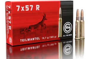 Strelivo   naboji GECO 7x57R TM 10.7g   20 kos