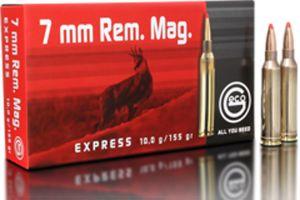 Strelivo | naboji GECO 7mm REM. MAG. EXPRESS 10.0g | 20 kos