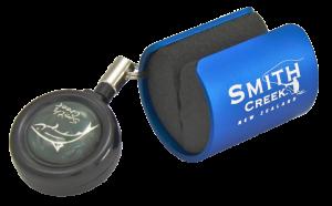 Držalo za muharsko palico SMITH CREEK ROD CLIP | blue