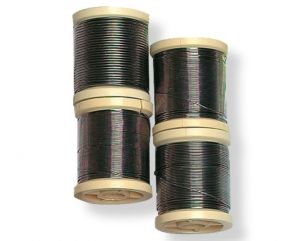 Svinčena žica za vezavo muh TRAUN RIVER Lead Wire (on spools) | 0,7 mm (30 g)