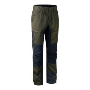 Elastične hlače Deerhunter Rogaland Stretch Trousers with contrast 3771 | Adventure Green (353)
